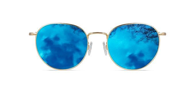 Gafas de Sol Redondas Polarizadas para Hombre y Mujer Sunglasses Restorer | Gafas de Sol Baratas