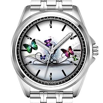Reloj de Pulsera Personalizado para Hombre, a la Moda ...