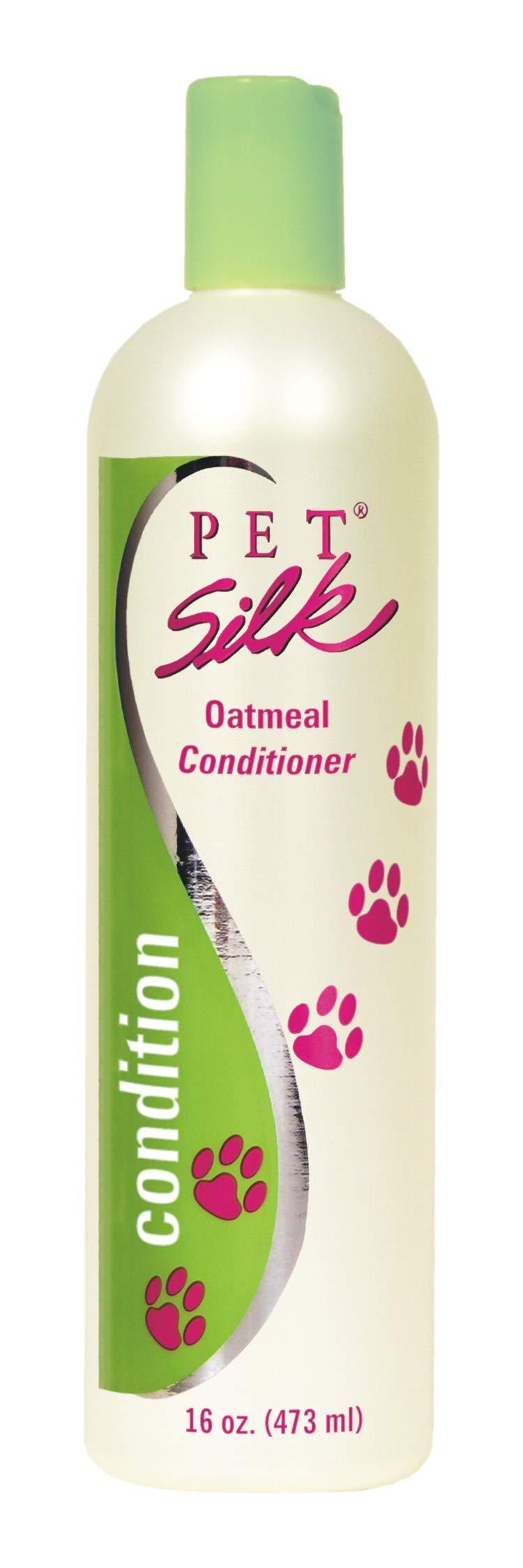 Pet Silk Pet Silk Oatmeal Conditioner 16 Oz, 16 Oz