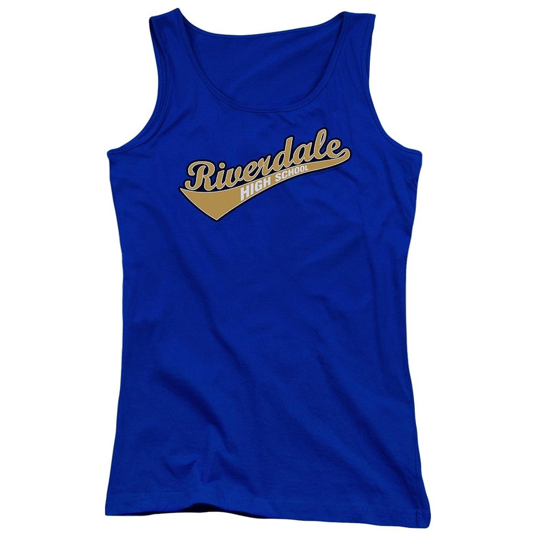 Archie Comics Riverdale High School Costume Cartoon Comic Juniors Tank Top Shirt