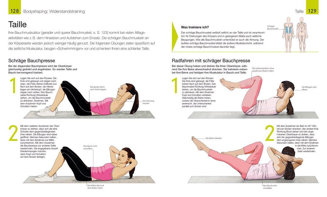 Personal Fitness Trainer: Über 200 Übungen für Frauen: Amazon.de ...