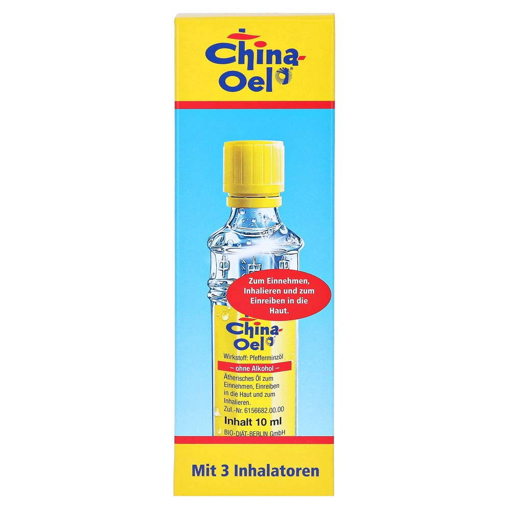 China Oel 100Ml 3.4oz Oil by BioDiat