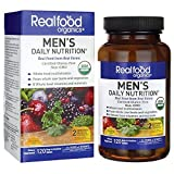 Country Life Realfood Organics – Men's Daily Nutrition Multivitamin – 120 Easy-to-Swallow Tablets For Sale