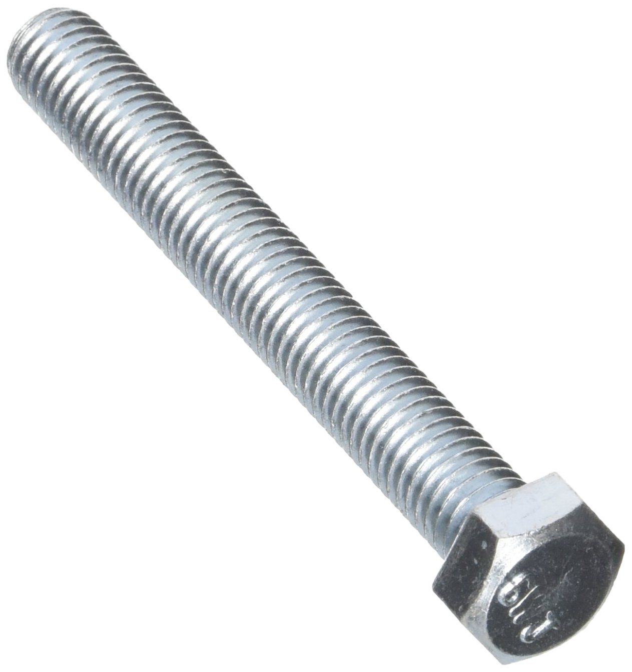 Piece-10 5//16-18 x 4 Hard-to-Find Fastener 014973244118 Full Thread Hex Tap Bolts