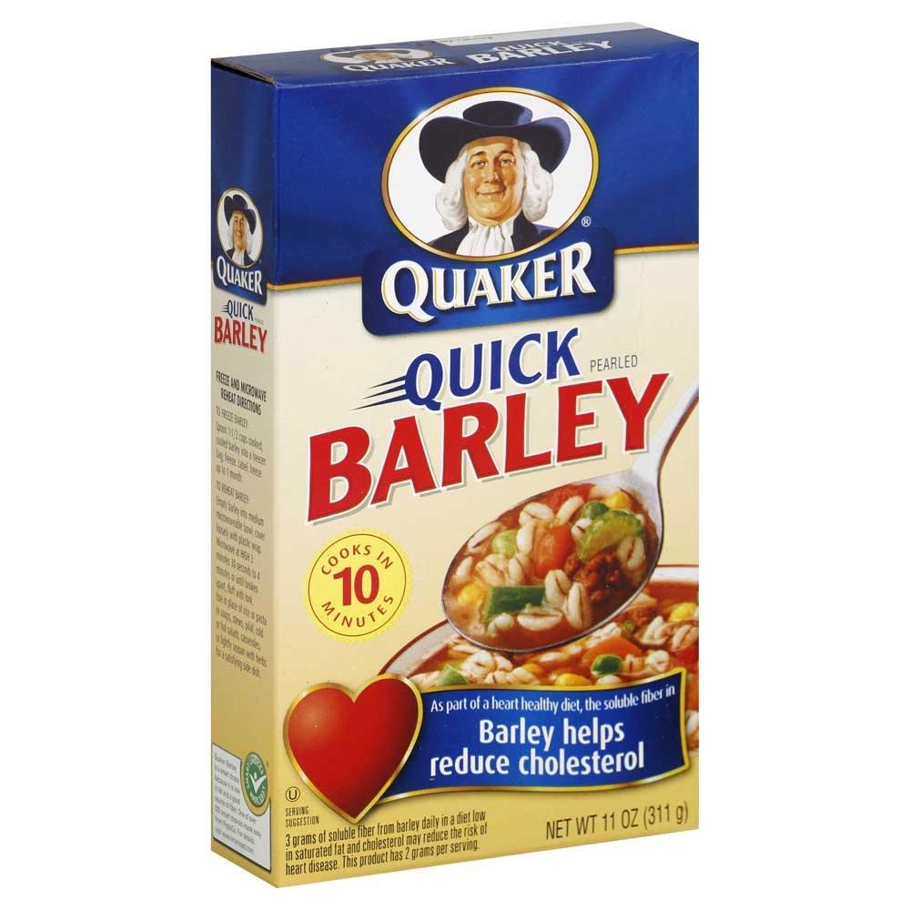 Quaker Quick Barley, 11 Ounce - 12 per case. by Quaker (Image #3)