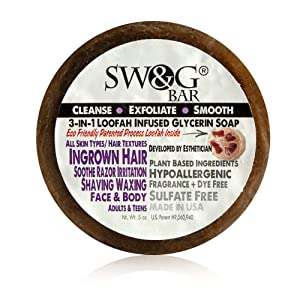 SWAG Bar- Soaps Washes and Grooming Essentials- As Seen On Shark Tank