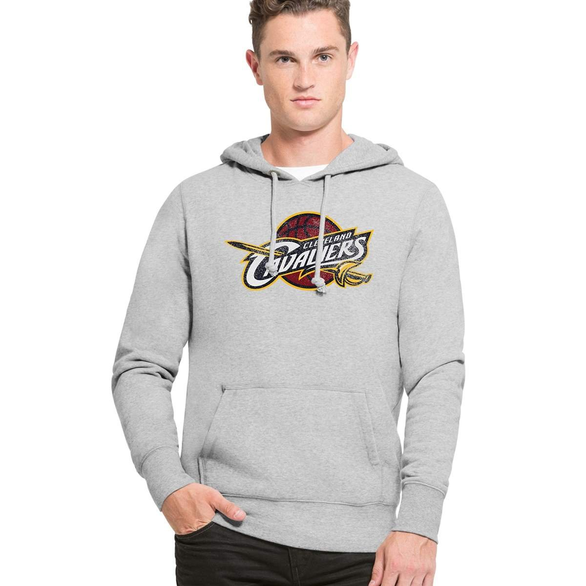 '47 Brand Cleveland Cavaliers Knockaround Hoodie NBA Sweatshirt