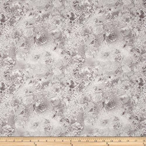 Wilmington Prints 108in Wide Essentials Quilt Back Cosmos Light Gray Fabric By The - Backing Quilt Wide