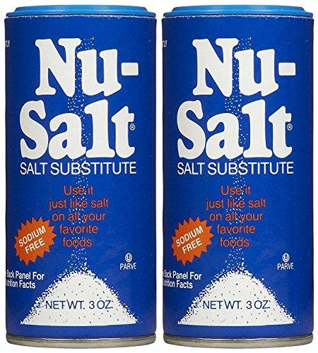 Sweet 'N Low Nu-Salt - 3 oz - 2 pk