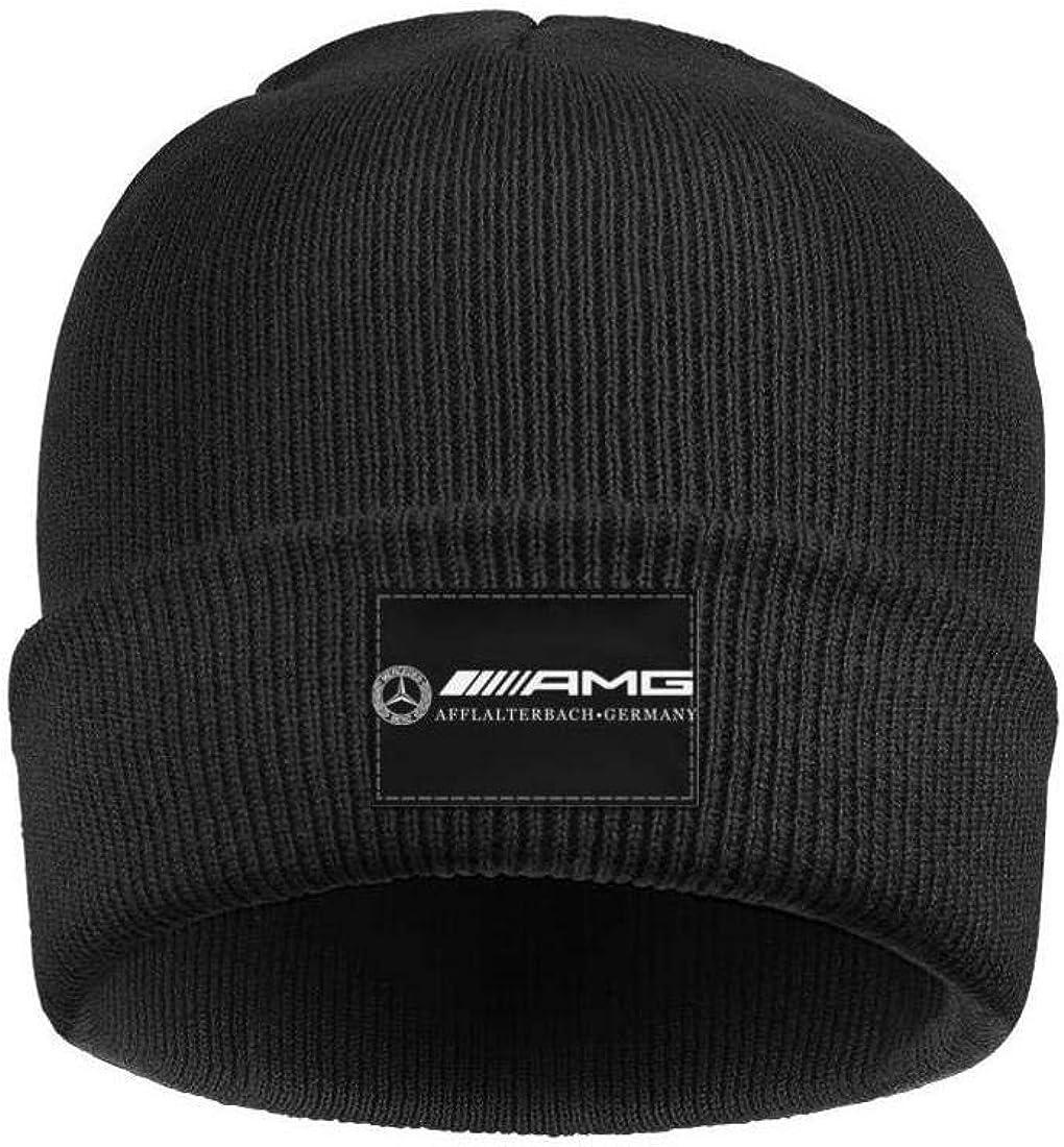 coolgood Mens Womens Beanie Hat Mercedes-Benz-Logo Stretchy Skull Cap