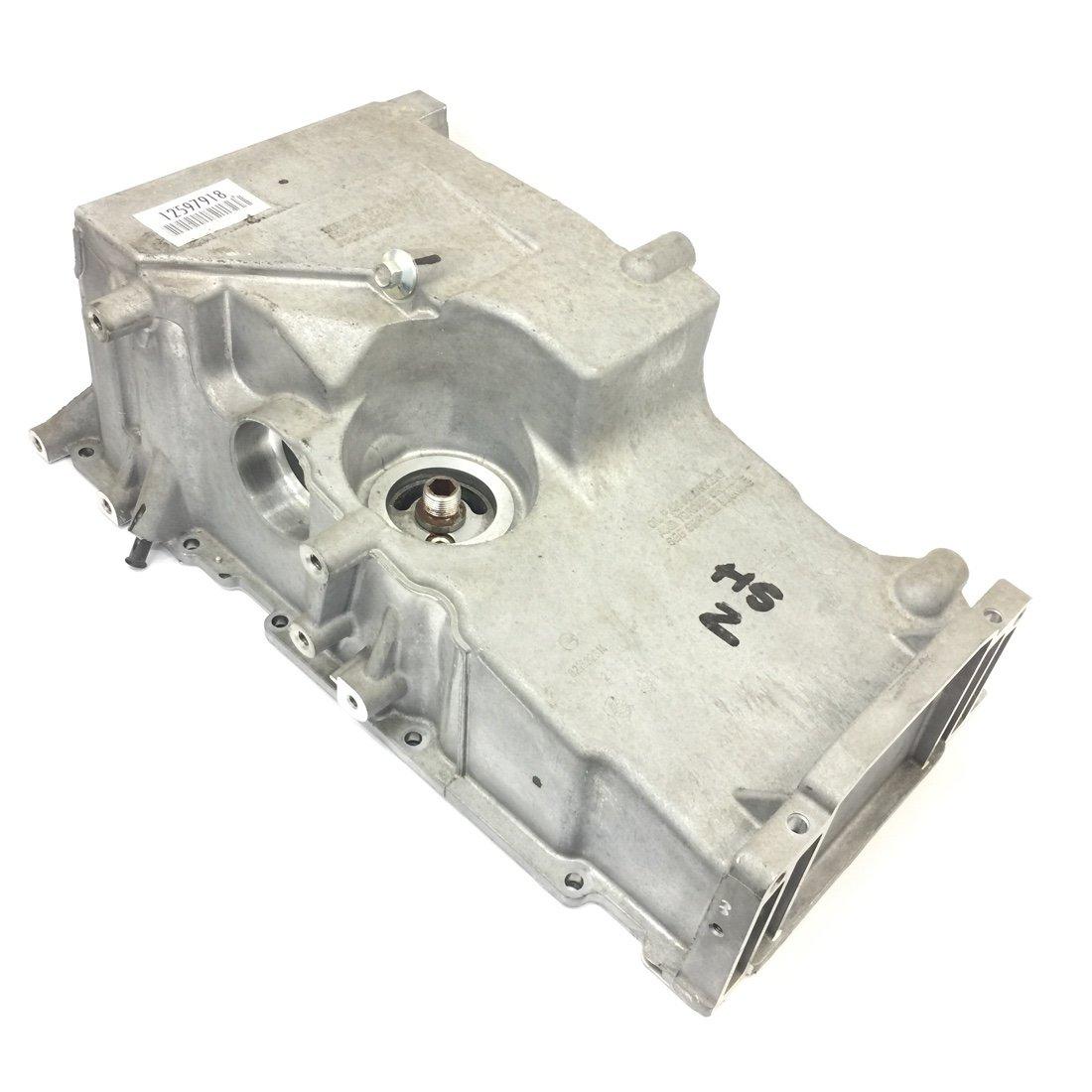 Brand New GM Oil Pan 5.3L & 6.0L TRAILBLAZER, ENVOY 06-09#12597918, 12613437