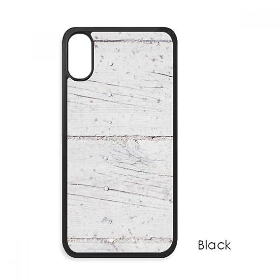 Amazon Com White Wood Floor Rough Wallpaper Texture For Iphone X