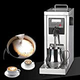 KANKAI Professional Auto Coffee Frother Milk Steamer Cappuccino Latte Coffeemaker 240V