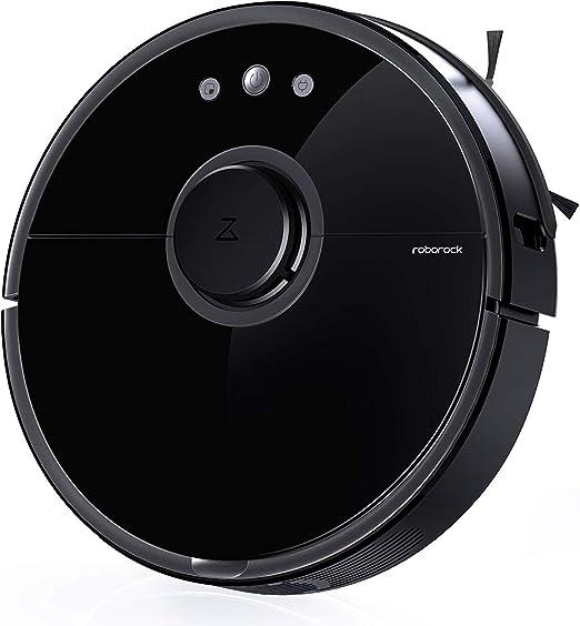 Roborock S5 - Robot aspirador (2000 Pa, conexión WiFi, robot de ...