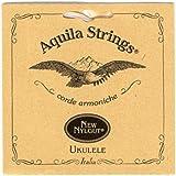 Aquila 30U Ukulele SOPRANO in Violin/Mandolin Fifths Tuning - GDAE (w/ wound G-string)