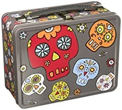 Retro Metal Lunch Box,