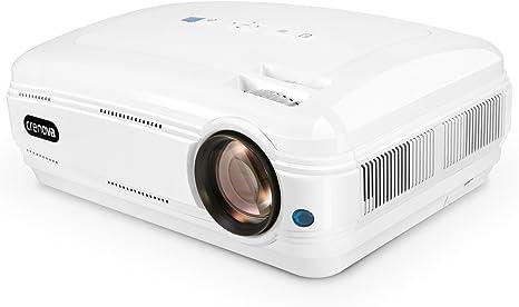 Proyector de Video, Crenova XPE680 720P Proyector Multimedia, Cine ...
