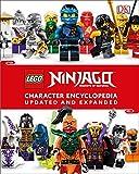 LEGO NINJAGO Character Encyclopedia, Updated Edition (Library Edition)