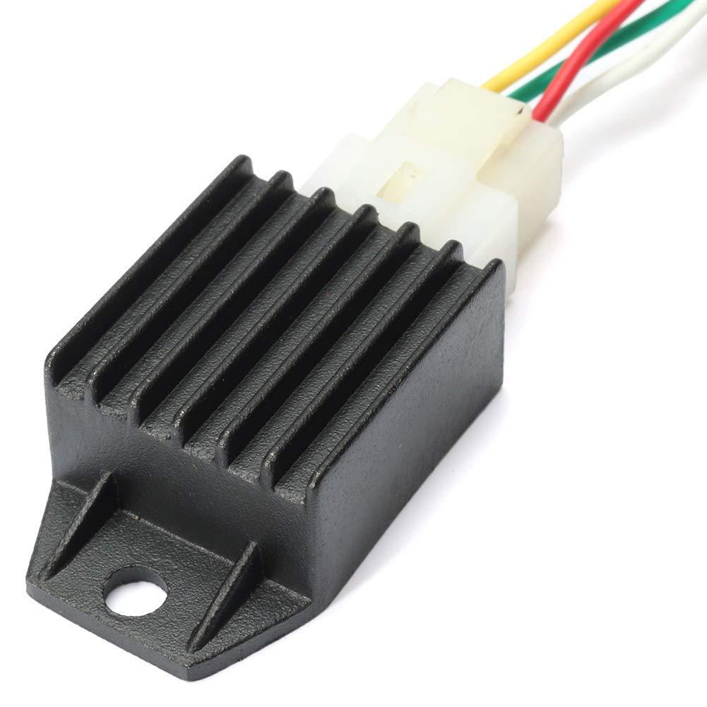 Guajave CDI Arn/és de Cables Kit Cableado Set para 50cc-125cc China Atv El/éctrico Quad