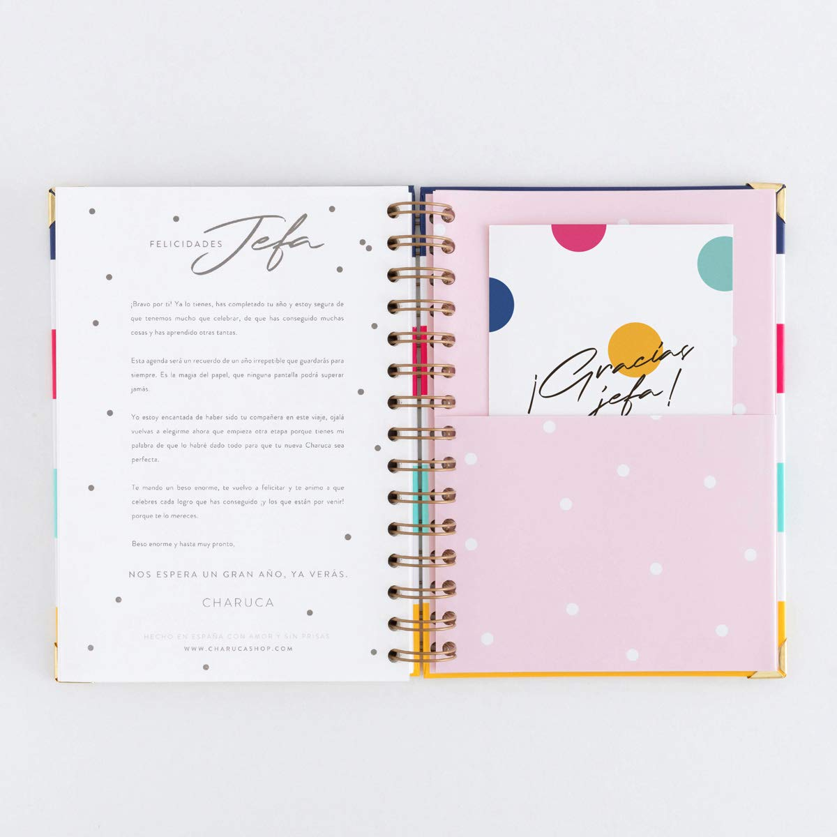 Amazon.com : 19-20 Week to View Diary Head Stripes Medium ...