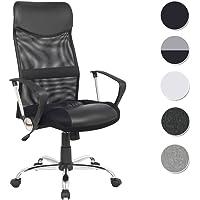SixBros. Chaise de Bureau pivotante H-935-6