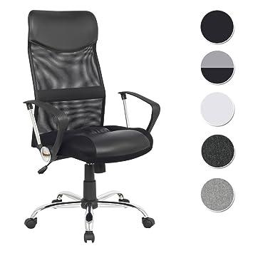 Sixbros Chaise De Bureau Pivotante Noir H 935 61319 Amazonfr