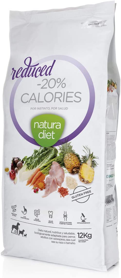 Natura Diet REDUCED -20% calories 12 kg