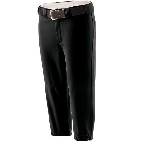 9fa65e96f19 Amazon.com   Holloway Women s Shortstop Softball Pant Sportswear ...