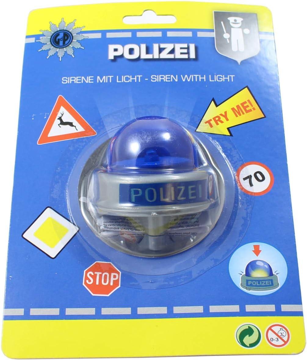 Smart Planet - Timbre para Bicicleta, diseño de Sirena de policía ...