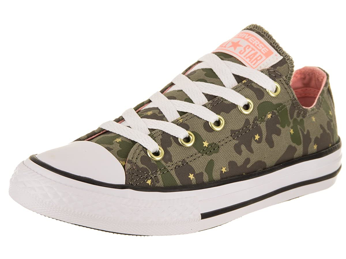 Converse All Star ox Surplus Crimson Pulse Girls Kids//Youth//Big Kids Shoes Low