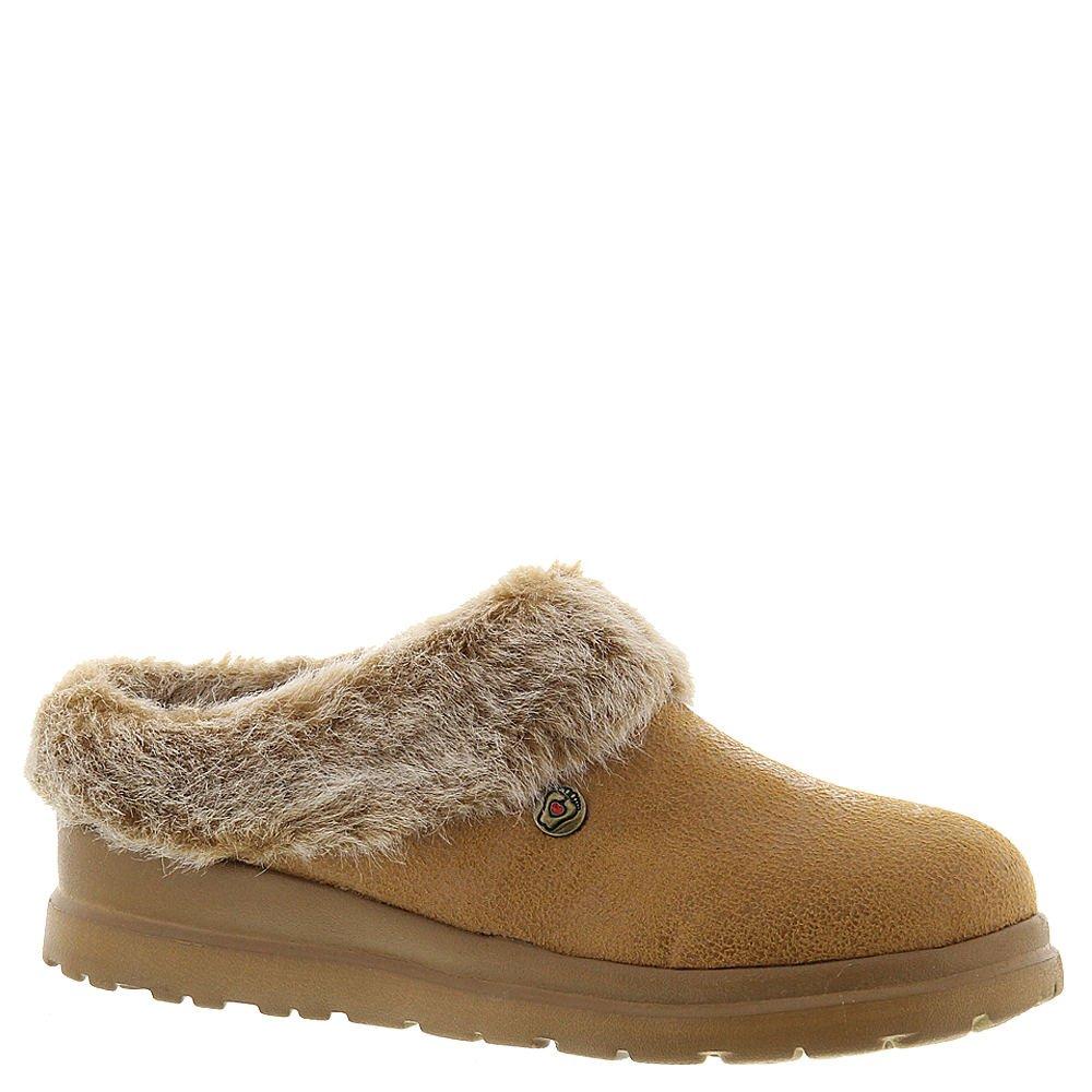f619b3fd89b0 Skechers Unisex Adults  Cherish Snugglers Sandals Brown Size  5 B(M) US   Amazon.co.uk  Shoes   Bags