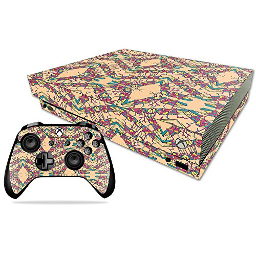 (MightySkins Skin Compatible with Microsoft Xbox One X - Grass Hopper | Protective, Durable, and Unique Vinyl Decal wrap Cover | Easy to Apply, Remove, and Change Styles | Made in The USA)