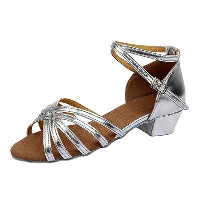 Chaussures De Moonuy Bout Filles Danse Enfants Ouvert A4R5j3Lq