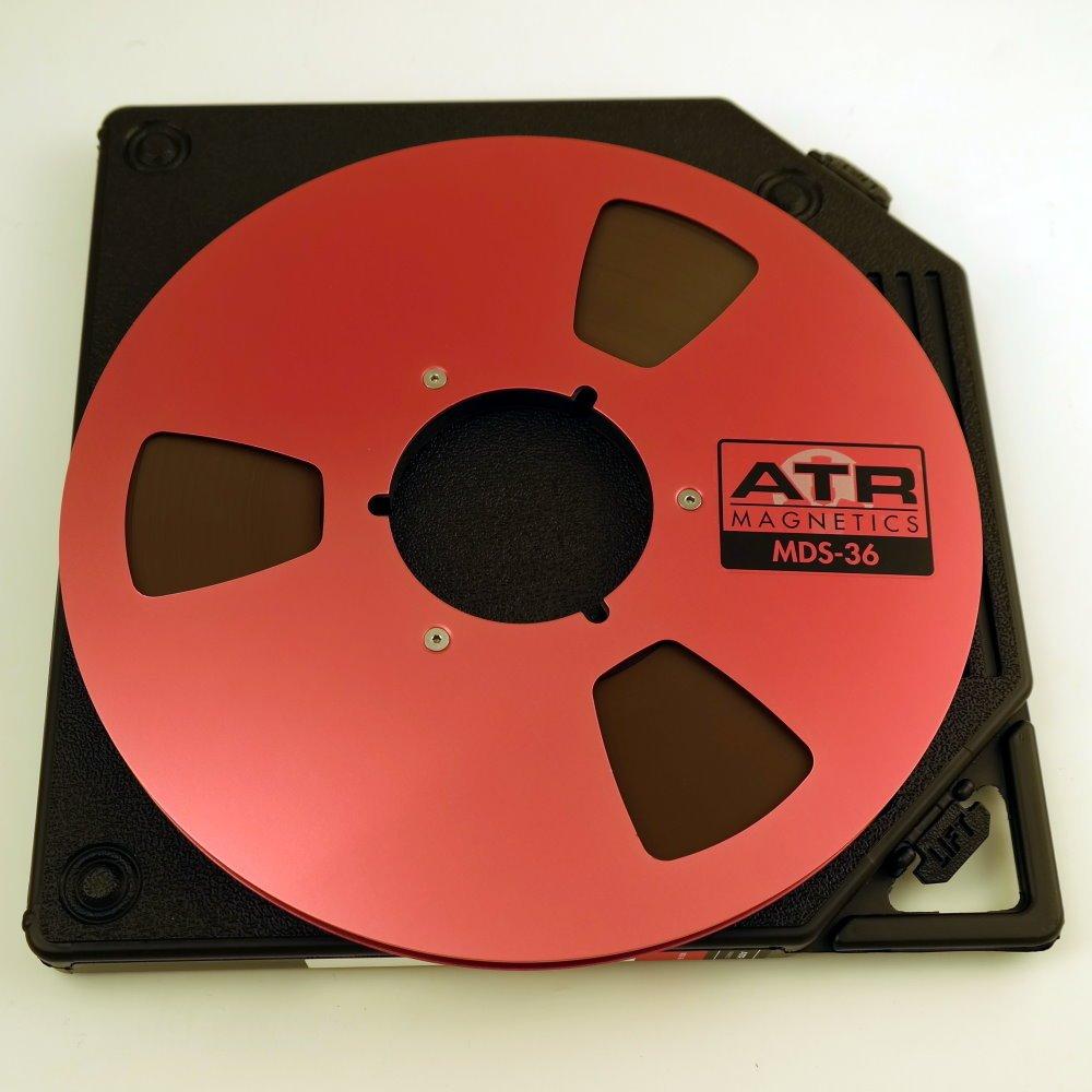 10.5 inch Reel Tape, 1/4 Inch 1 Mil, 3600'