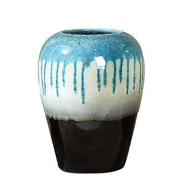 ppyy-F Vase Décoration Porcelaine Chinoise Jingdezhen Vase en ...