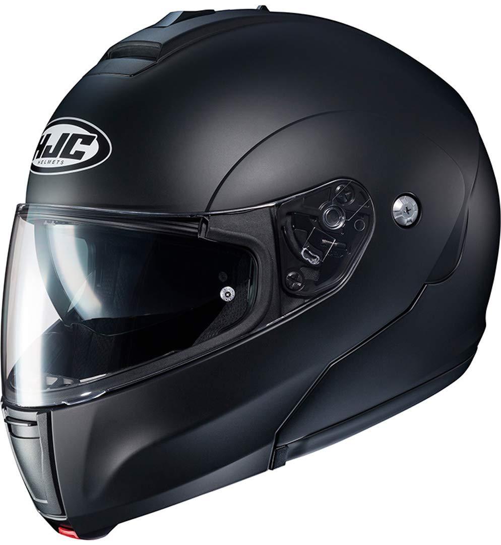 Noir S Casque moto HJC C90 SEMI MAT NOIR//SEMI FLAT BLACK