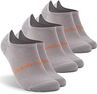 Amazon.com: ZEALWOOD Calcetines de running atléticos, unisex ...