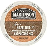 Martinson Cappuccino, Hazelnut, 24 Single Serve RealCups
