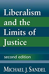 Liberalism and the Limits of Justice Paperback