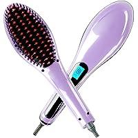 TODO Ionic Ceramic Anti-Frizz Hair Straightening Brush