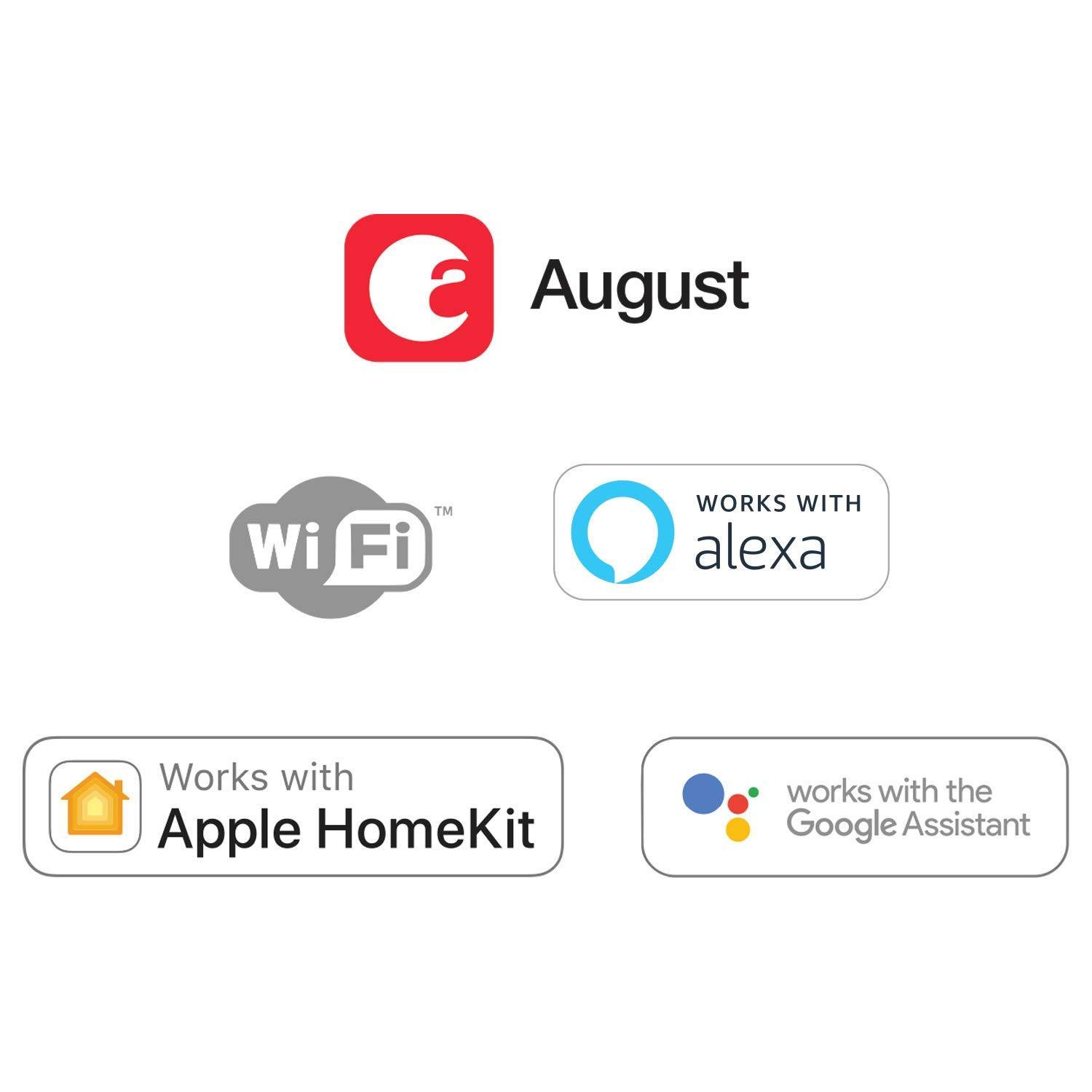 Yale Assure Lock SL, Connected by August with Kincaid BK Lever - Works with Amazon Alexa, Google Assistant and Home Kit by Yale Security (Image #3)