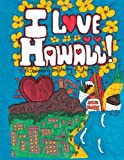 I Love Hawaii, R. Jung, 1499526091