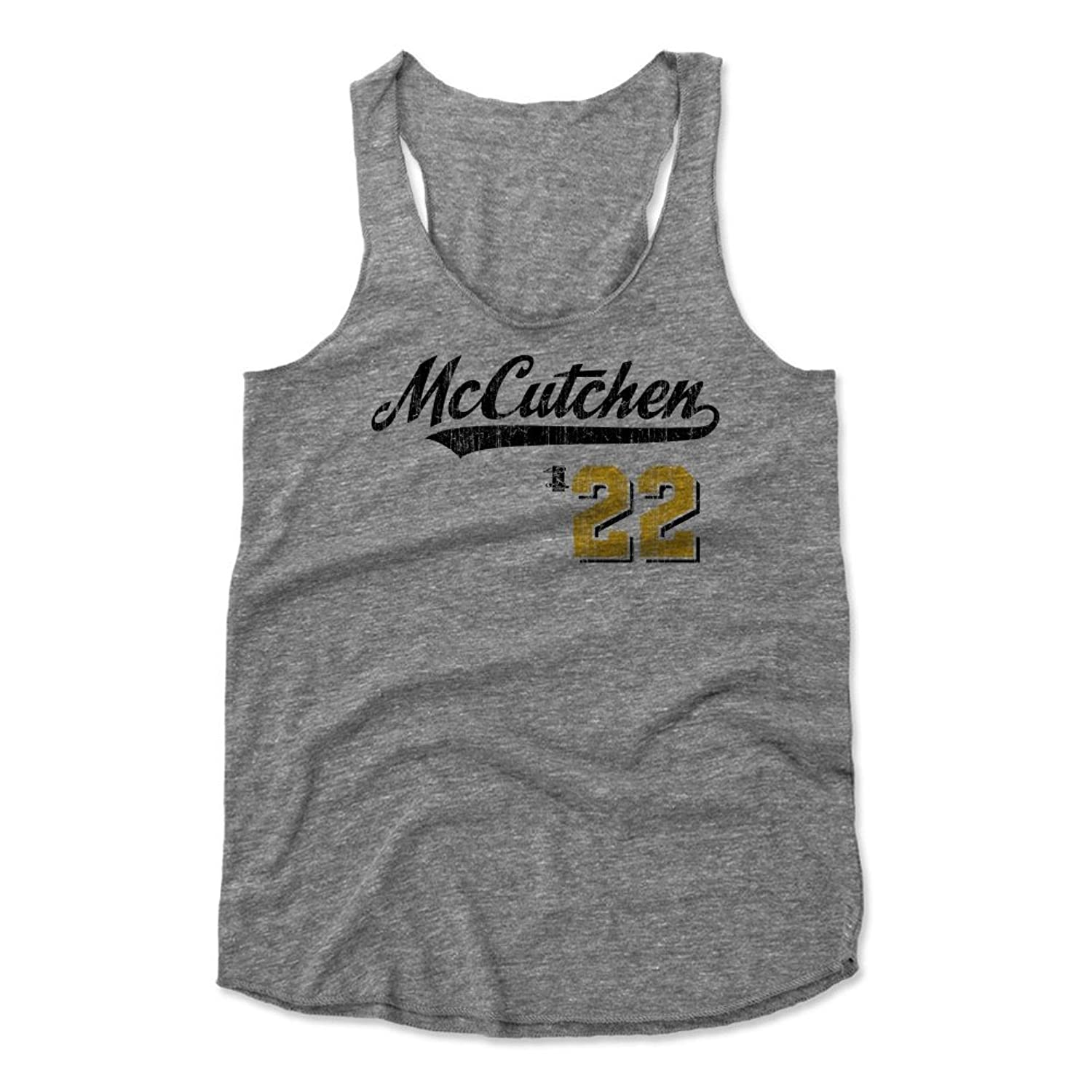 Andrew McCutchen Script K Pittsburgh Women's Tank Top