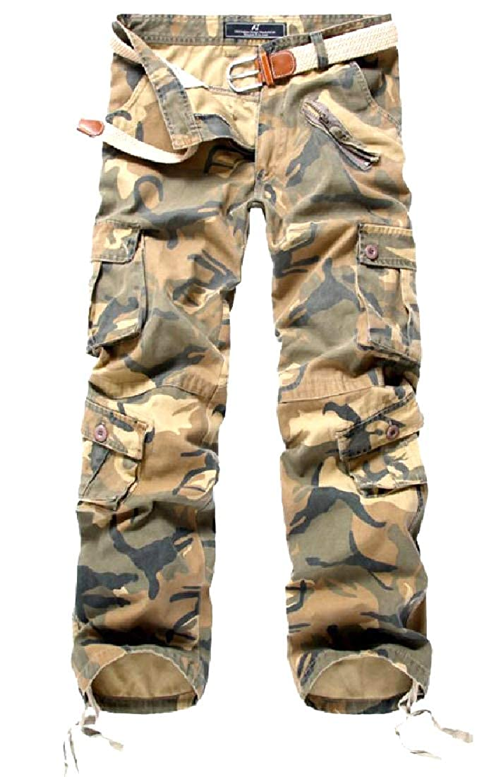Tootless-Men Large Size Messenger Stay Warm Openwork Long Pants