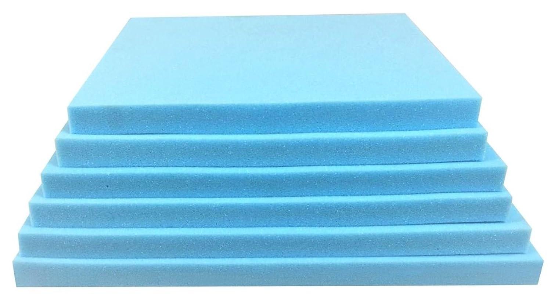 Cojines de tapicería de espuma de alta densidad para sofá, silla, banco, cabecero, campervan 18
