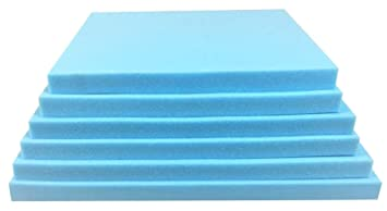 Cojines de tapicería de espuma de alta densidad para sofá, silla, banco, cabecero