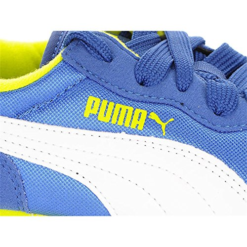 Puma Cabana Racer Mesh Junior Royal-WH 356372161