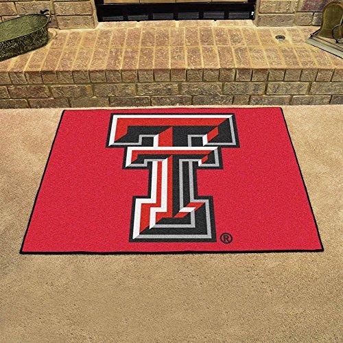 Tech Red Raiders Tailgater Mat (All-Star Bath Mat - Texas Tech University)