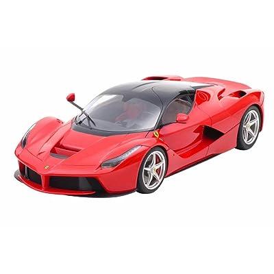 Ferrari LaFerrari F70 Red 1/18 by Bburago 16001: Toys & Games
