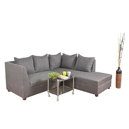 Roman Living Renatus 2 Seater With Lounger L Shape Sofa